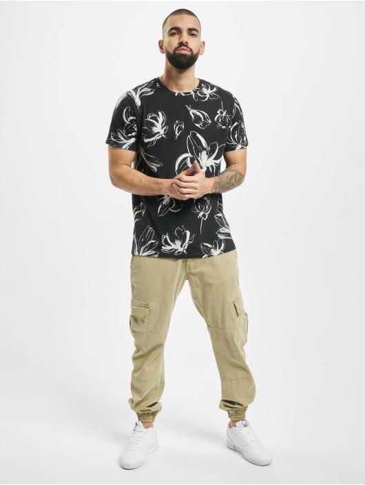 Jack & Jones T-skjorter jprBlaroberto svart