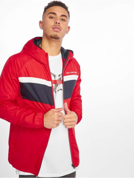 Jack & Jones Transitional Jackets jcoSneak red
