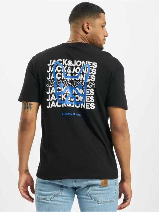 Jack & Jones Tričká jjAarhus èierna