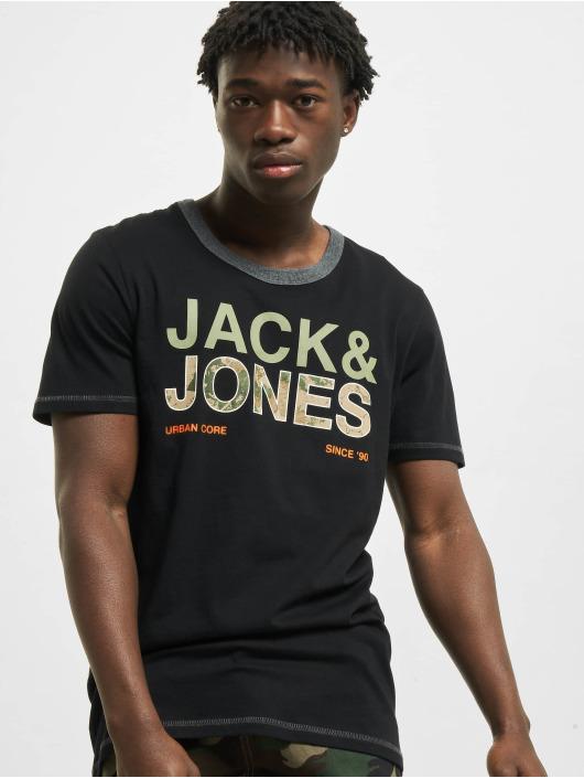 Jack & Jones Tričká jcoArt èierna