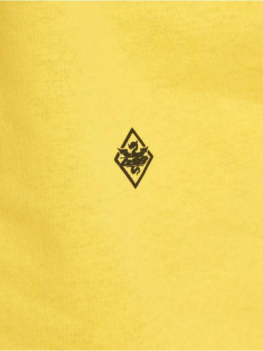 Jack & Jones Tričká jcoPosty žltá