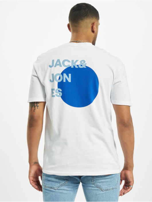 Jack & Jones Tričká jjAarhus biela