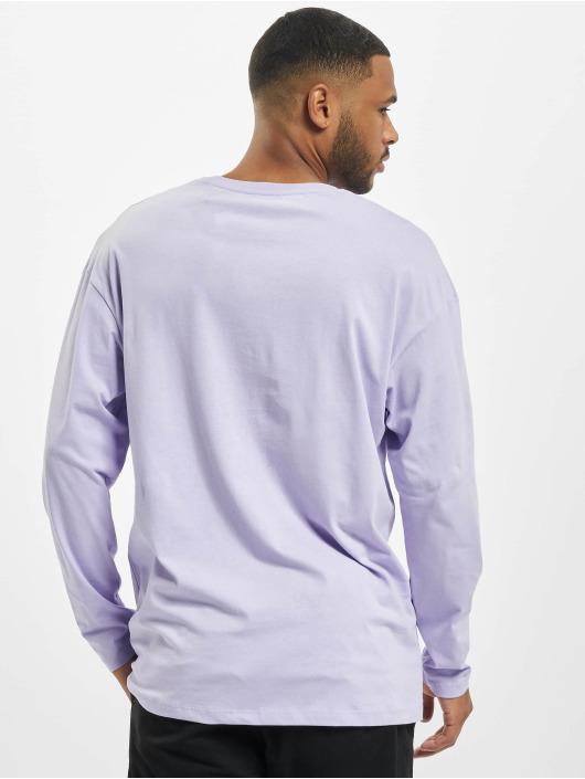 Jack & Jones Tričká dlhý rukáv jorIcon fialová
