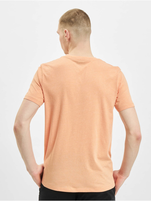 Jack & Jones Tričká jorTons Noos oranžová