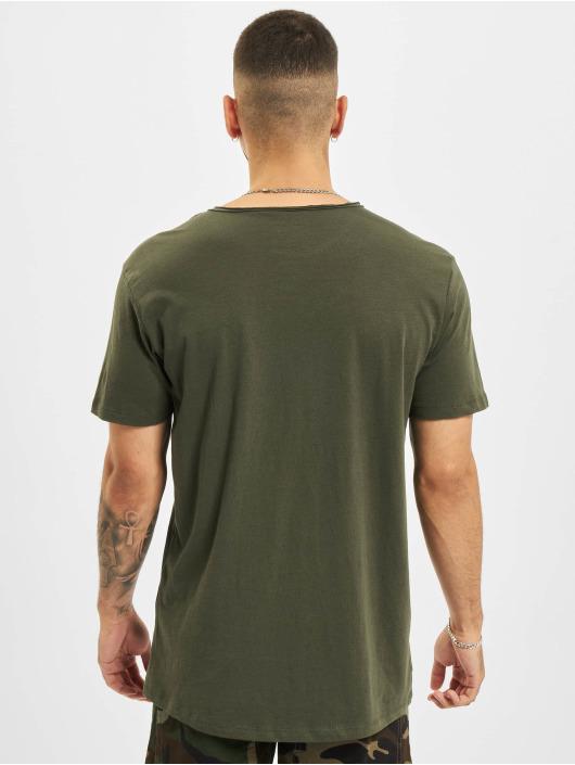 Jack & Jones Tričká Jjebasher O-Neck zelená