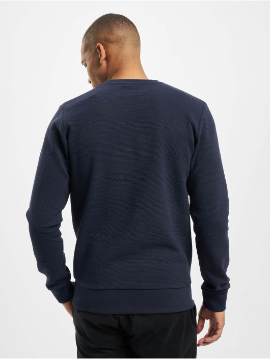 Jack & Jones trui jcoStructure blauw