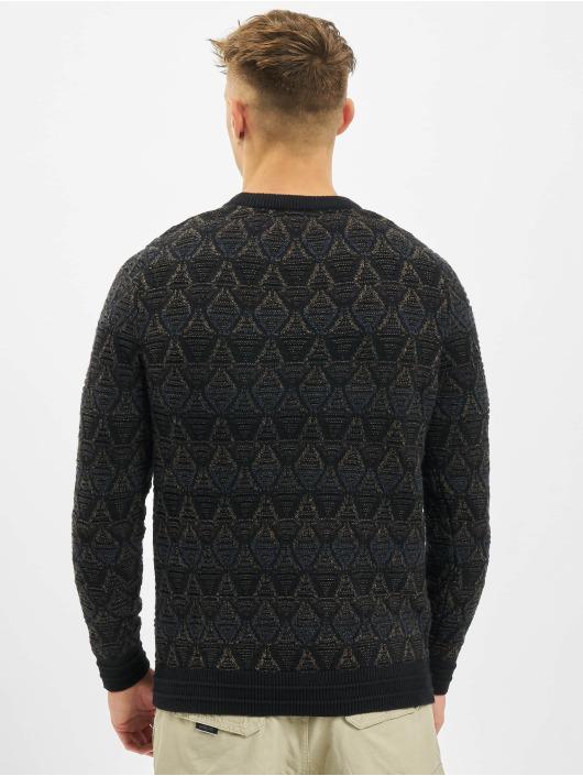 Jack & Jones trui jprBlucarson Knit zwart