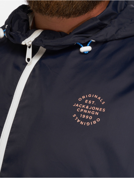 Jack & Jones Übergangsjacke jorNew Dream blau
