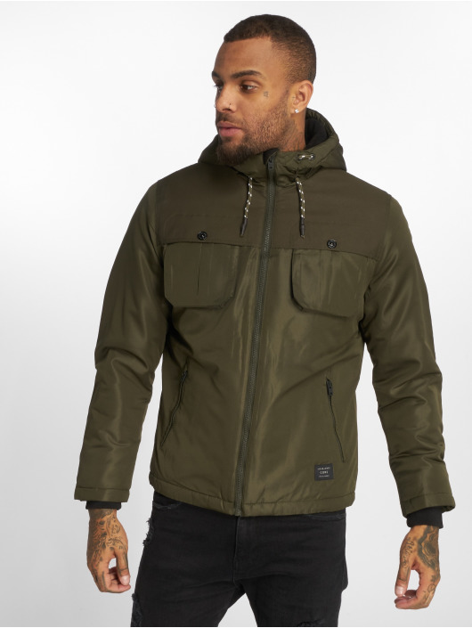 Jack & Jones Übergangsjacke jcoNew Flicker olive