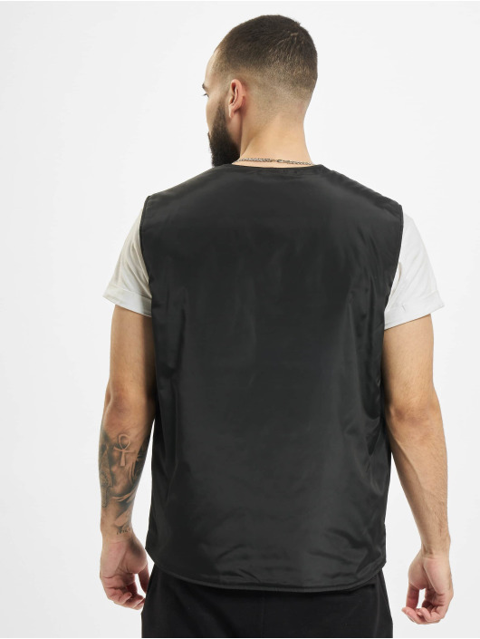 Jack & Jones Vest jcoTech Utility black