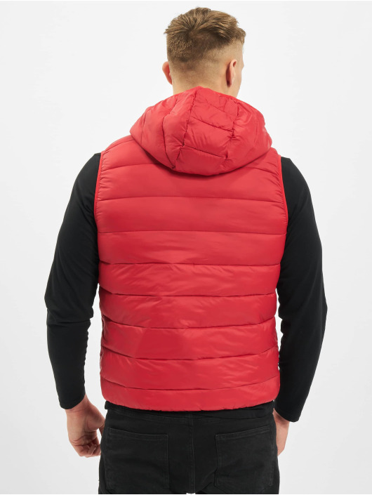 Jack & Jones Vest jjeMagic Body Warmer red