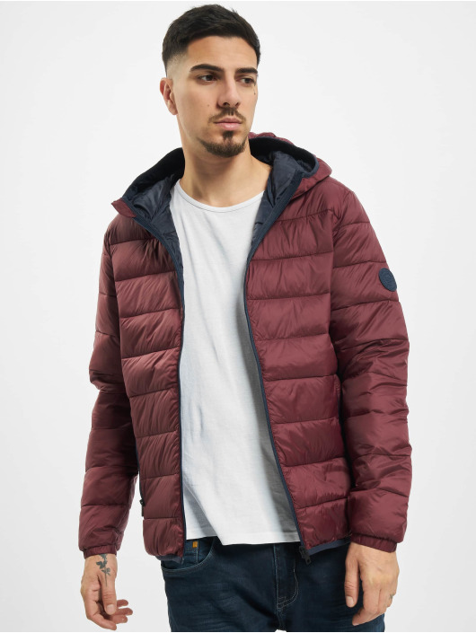 Jack & Jones Veste matelassée jjeMagic rouge