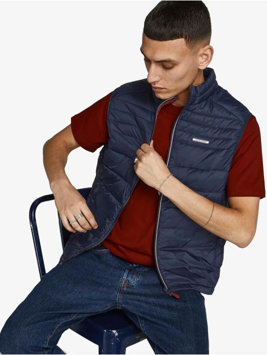 Jack & Jones Vester-1 Jjeace Bodywarmer Collar blå