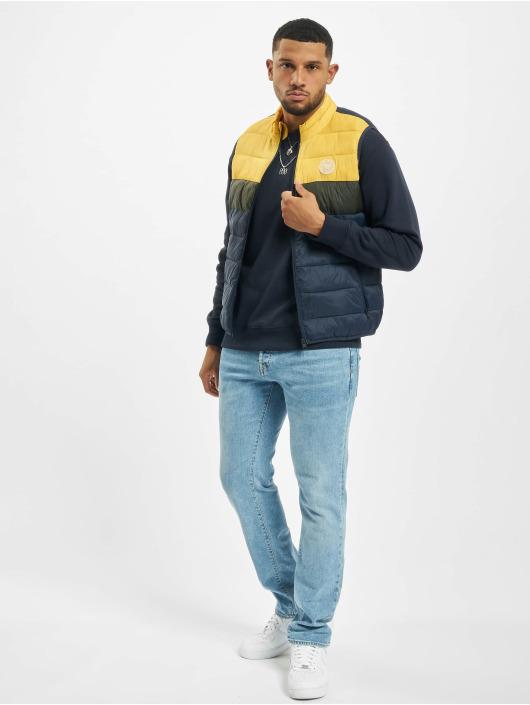 Jack & Jones Vester-1 jjeMagic Bodywarmer Collar gul