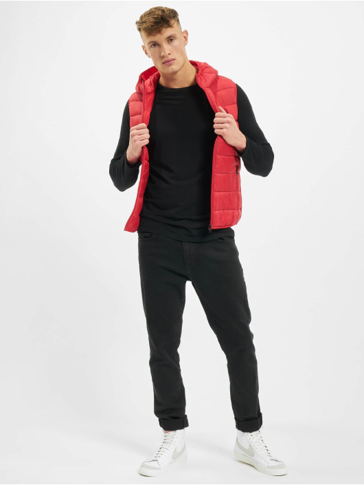 Jack & Jones Vesty jjeMagic Body Warmer èervená