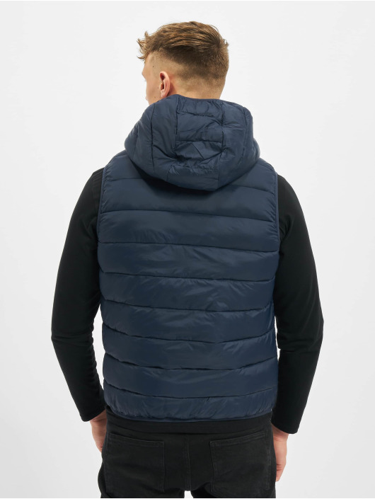Jack & Jones Weste jjeMagic Body Warmer blau