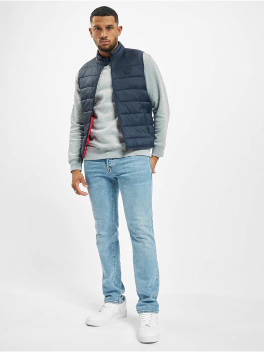 Jack & Jones Weste jeMagic Bodywarmer Collar blau
