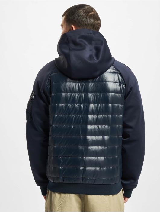 Jack & Jones Winter Jacket Jjegilli blue