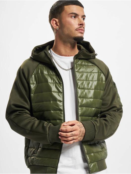Jack & Jones Winter Jacket Jjegilli green