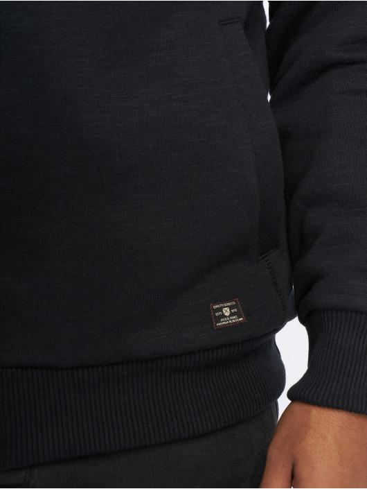 Jack & Jones Zip Hoodie Jprbrent black