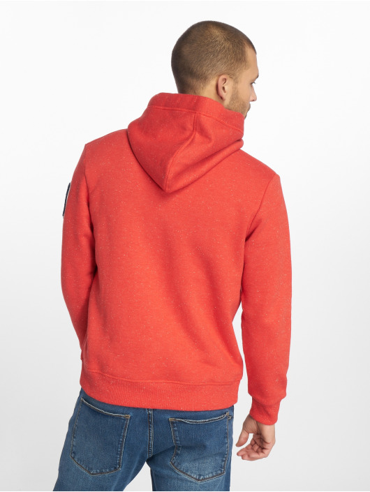 Jack & Jones Zip Hoodie jorChamps red