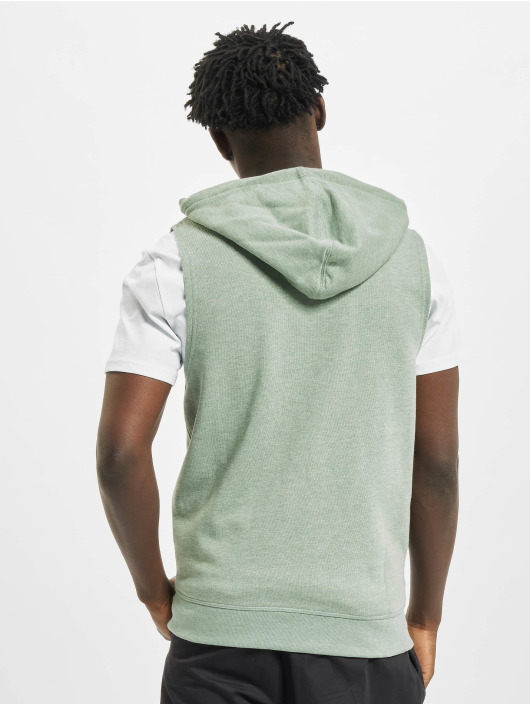 Jack & Jones Zip Hoodie jorRecycle zelená