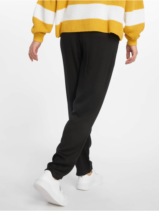 JACQUELINE de YONG Chino pants jdyCapella black