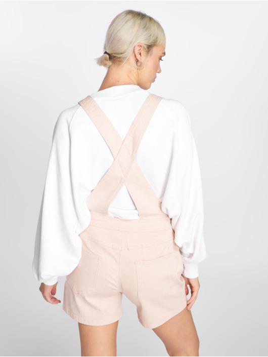 JACQUELINE de YONG Kalhoty s laclem jdyCate růžový