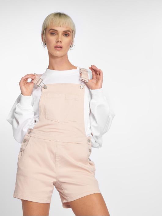 JACQUELINE de YONG Nohavice na traky jdyCate ružová