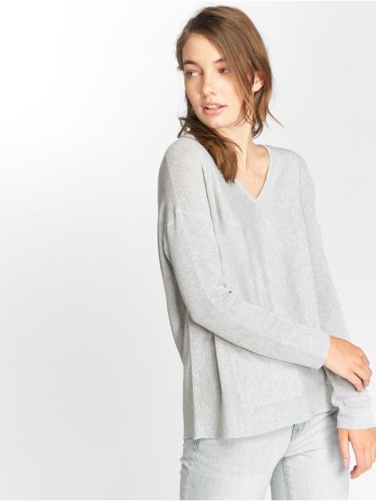 JACQUELINE de YONG Pullover jdyDruna gray