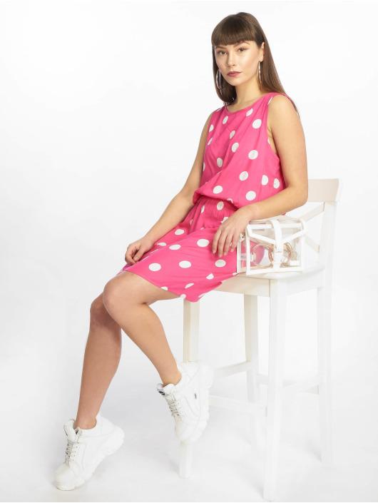JACQUELINE de YONG Sukienki jdyCarly pink