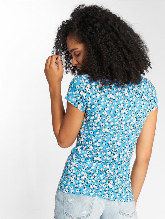 JACQUELINE de YONG T-Shirt jdySuri blue