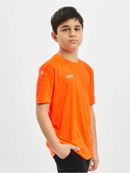 JAKO Fotballskjorter Team Ka oransje