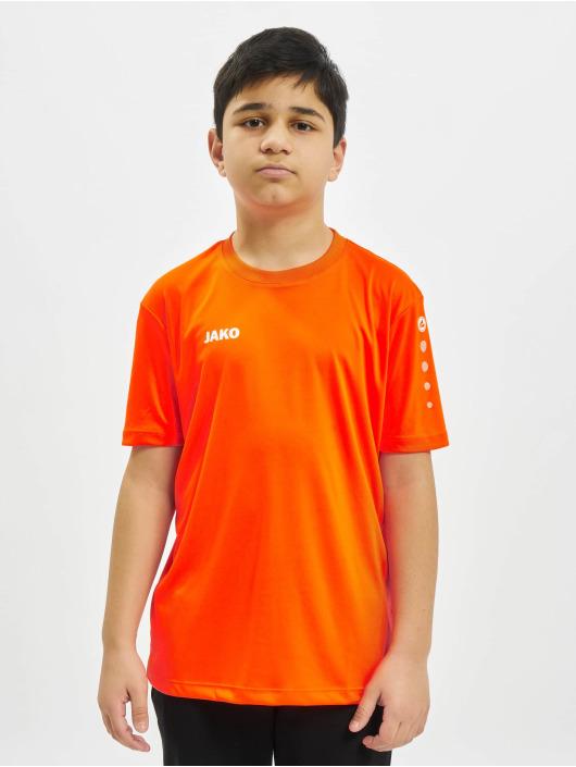 JAKO Fotboll Trikots Team Ka apelsin