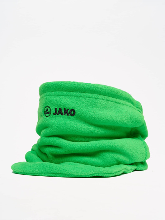 JAKO Schal Logo grün