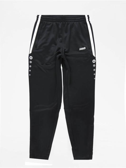 JAKO Soccer Pants Trainingshose Active black