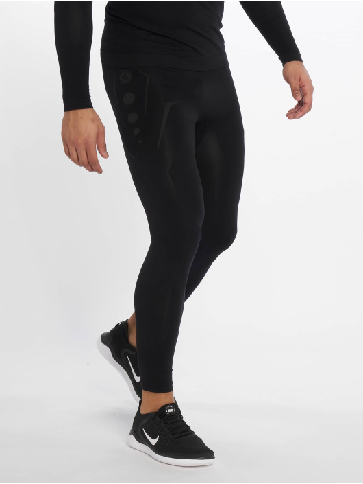 JAKO Tights Long schwarz