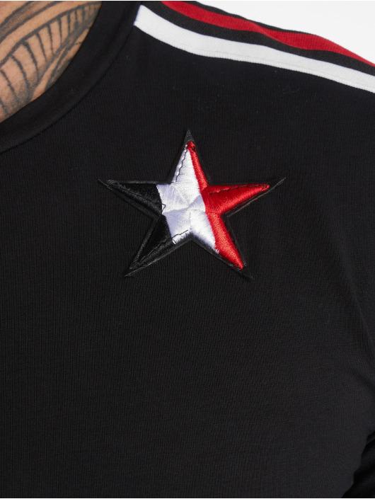 John H T-Shirt Stars black