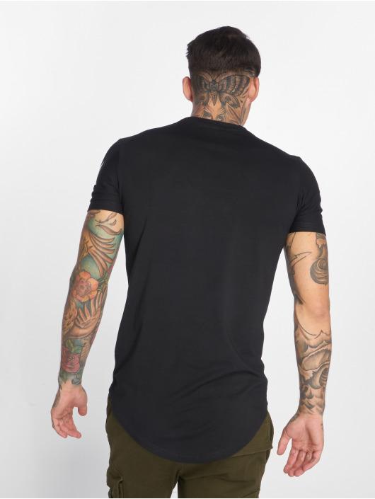 John H T-Shirt UsedStars noir