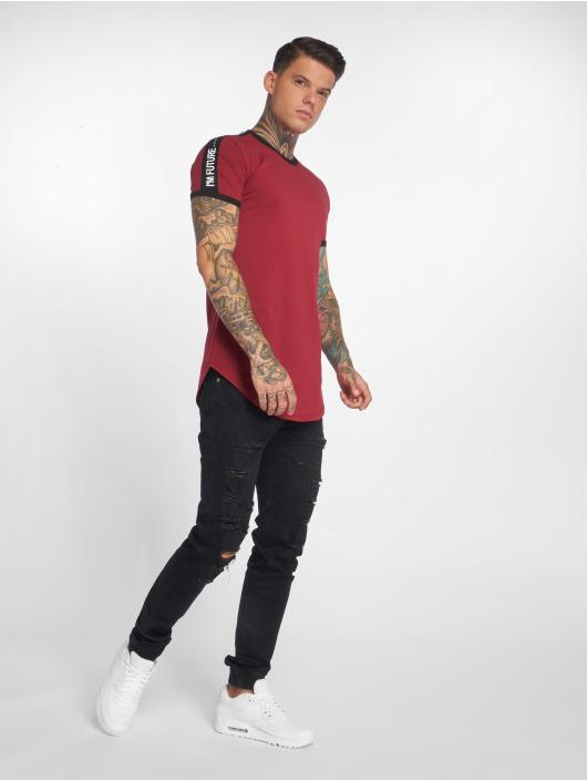 John H T-Shirt Future rouge