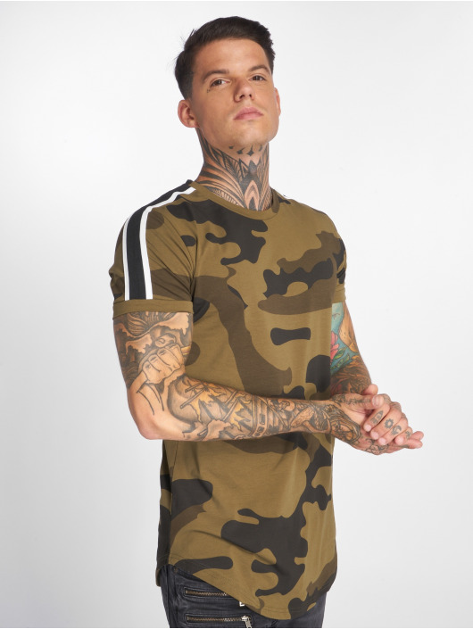 John H T-Shirty Camoulook moro