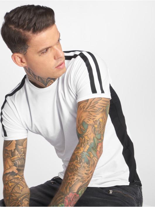 John H T-skjorter Classico hvit