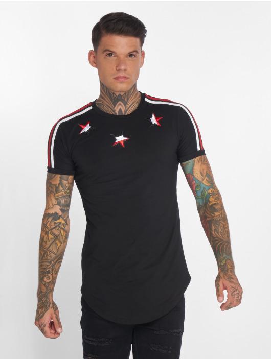 John H T-skjorter Stars svart