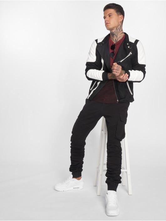 John H Veste mi-saison légère RockIT noir