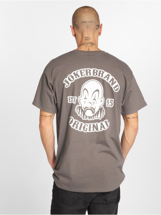 Joker T-paidat Original harmaa