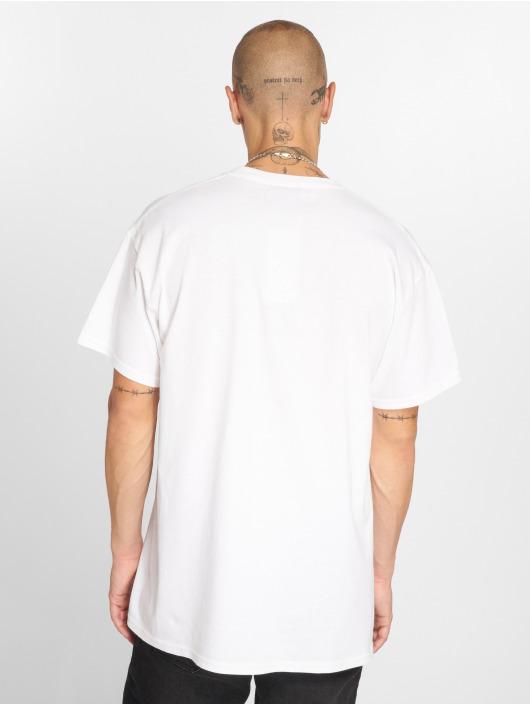 Joker T-paidat Masks valkoinen