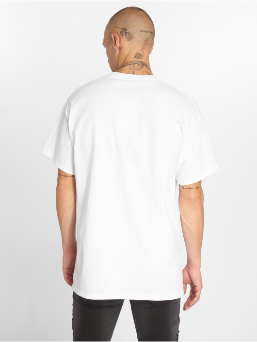 Joker T-shirt Knives bianco