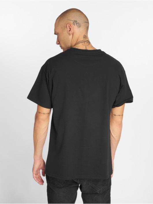 Joker t-shirt Masks zwart
