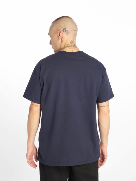 Joker T-skjorter Script blå