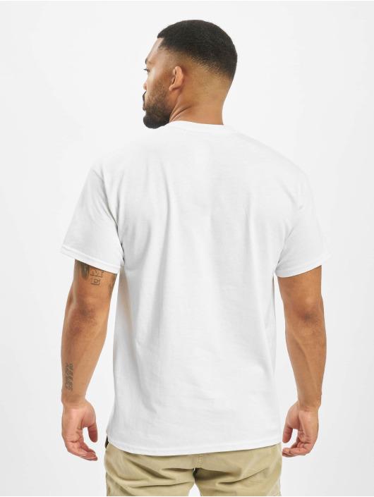 Joker T-skjorter Pancho hvit